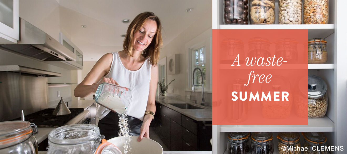 A journey into Zero waste with Bea Johnson