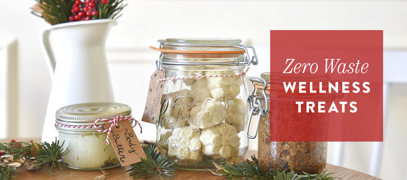 Zero waste wellness treats!