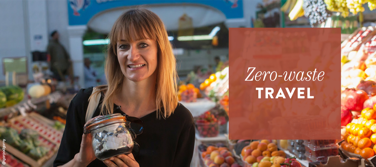 Zero-waste travel with Bea Johnson